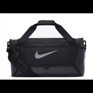 Nike Brasilia Winterized Duffle Bag - Medium/Black